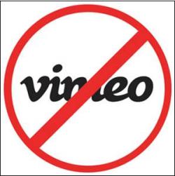 no vimeo